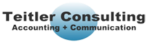 Logo Teitler Consulting - Accounting & Communication